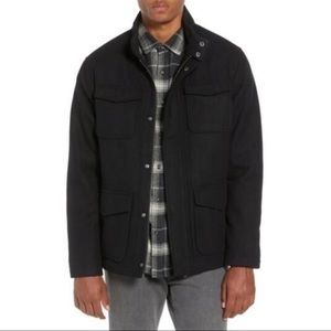 NWT The Rail Zip Front Jacket